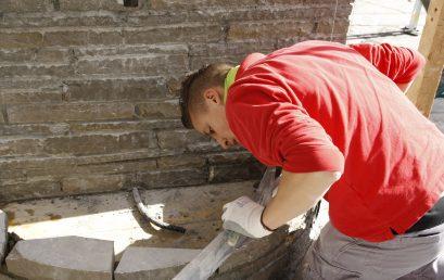 """""""Costruisci"""" il tuo futuro alla scuola edile di Udine"""