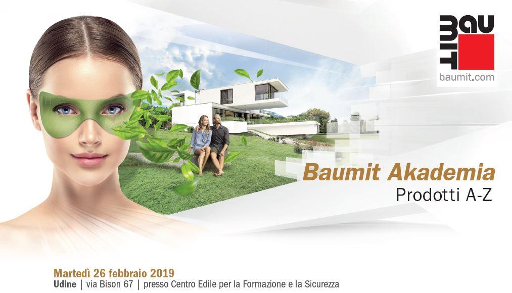 26/02/2019 – Corso Baumit