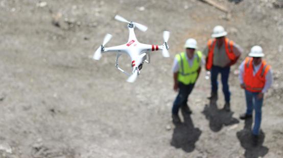 """LUNEDì 25 MARZO – Corso """"Vantaggi del rilievo 3D da drone"""""""