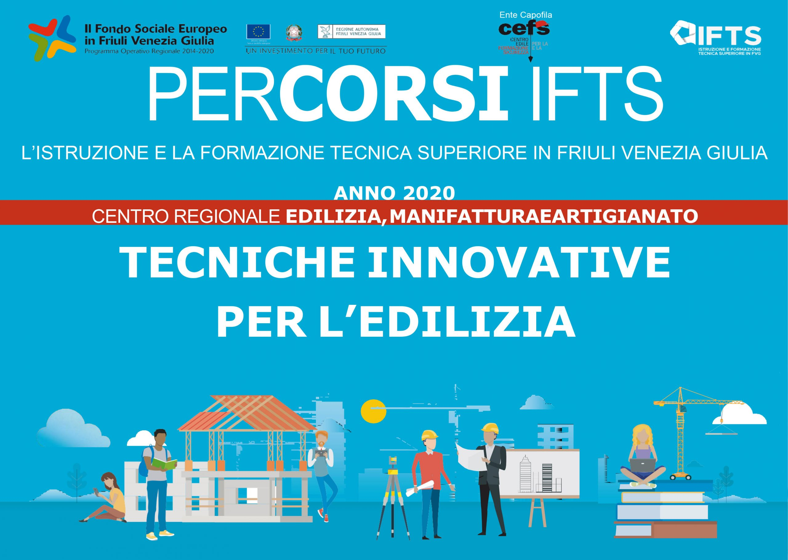 PERCORSI IFTS 2020