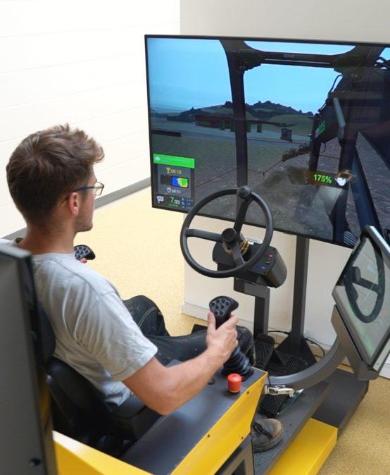 CEFS corso MMT attraverso l'utilizzo di simulatore Vortex Edge Max